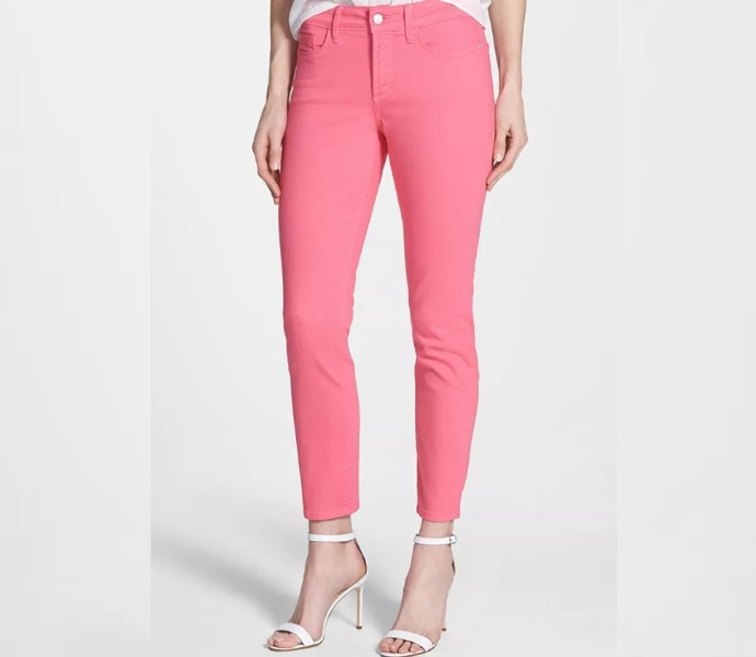 Видели Цветные джинсы