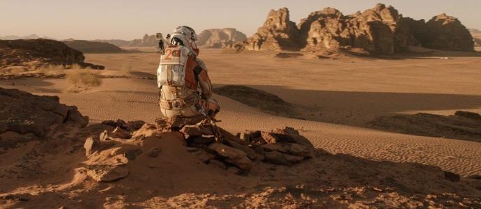Кадр из фильма The Martian (2015)
