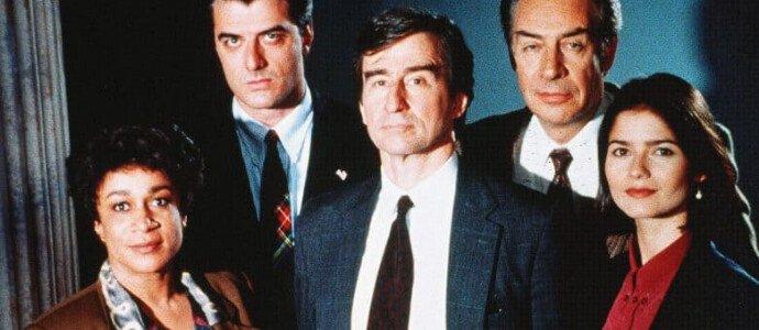Кадр из сериала Закон и порядок