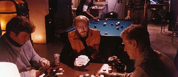 Кадр из фильма Нечто/The Thing (1982)