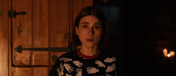 Кадр из фильма Напугай меня