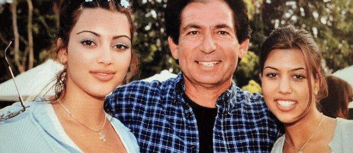 Ким с отцом
