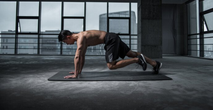 Приложения для занятий фитнесом