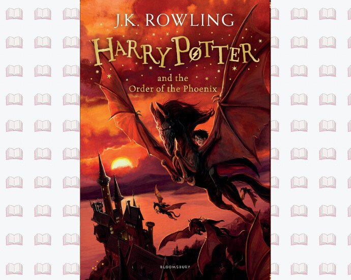 Книга о Гарри Поттере