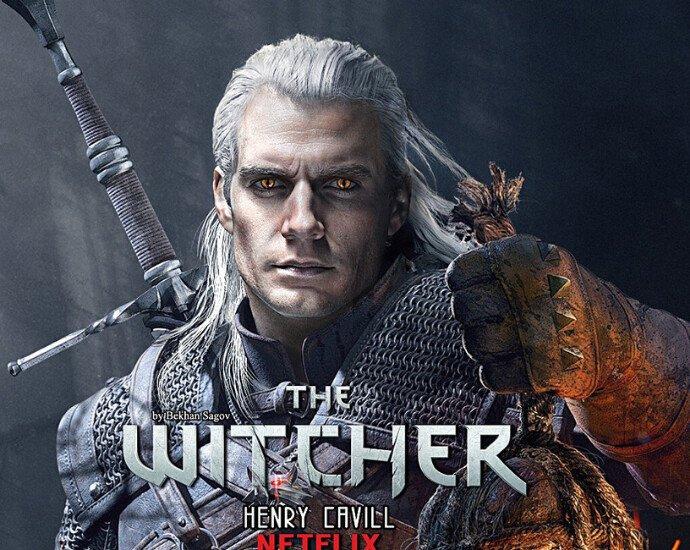 Постер для сериала Ведьмак