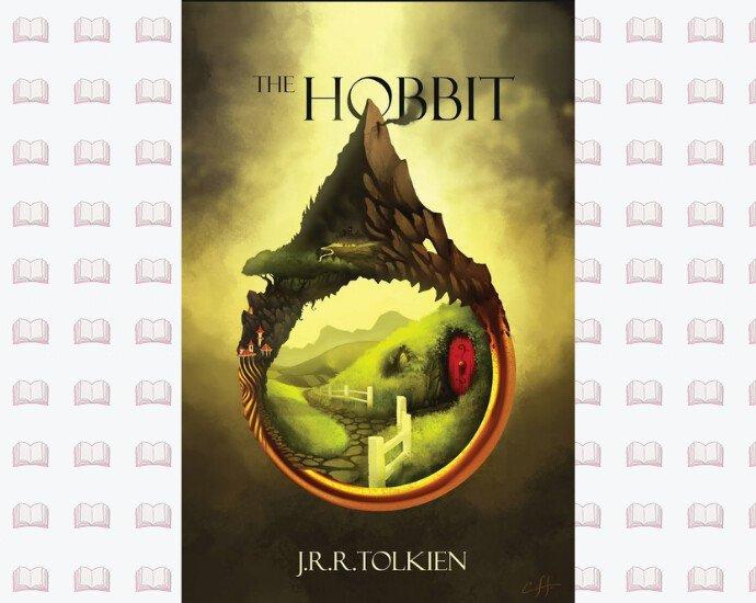 Джон Толкин - книга Хоббит
